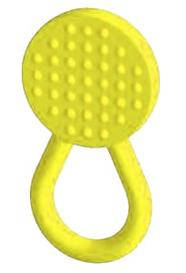 Chew Stixx® Lolli Knobby Lemon