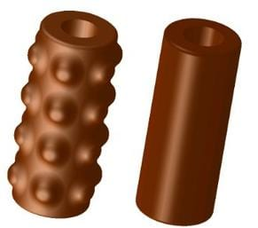 Pencil Toppers Chocolate