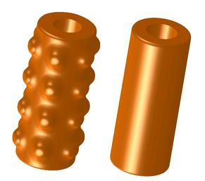 Pencil Toppers Orange