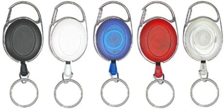 Chewy Charms Retractable Lanyard