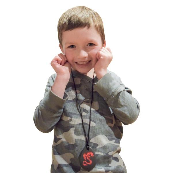 Munchables Sensory Chew Pendant Dragon Sensory Wholesale