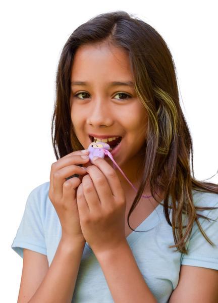Munchables Sensory Chew Pendant - Foxy Fox