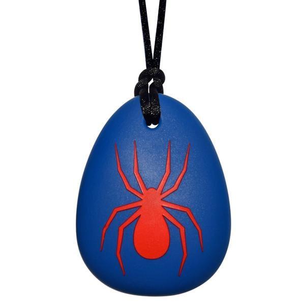 Munchables Sensory Chew Necklaces - Spider Pendant