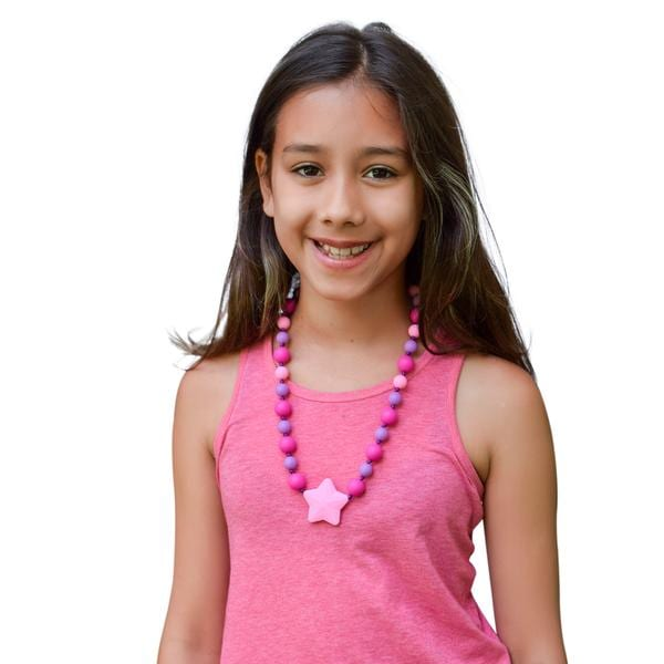 Munchables Sensory Chew Necklaces - Starlight