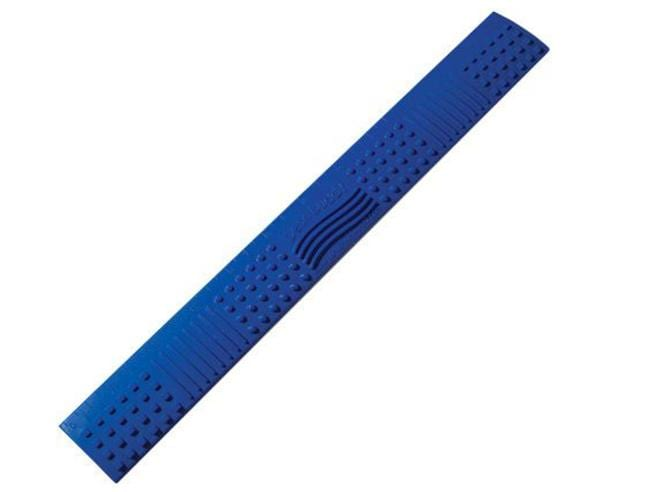 Desk Buddy Chewable Ruler Blue