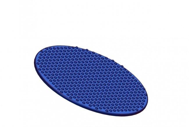 Sensory Seat Pad Blue