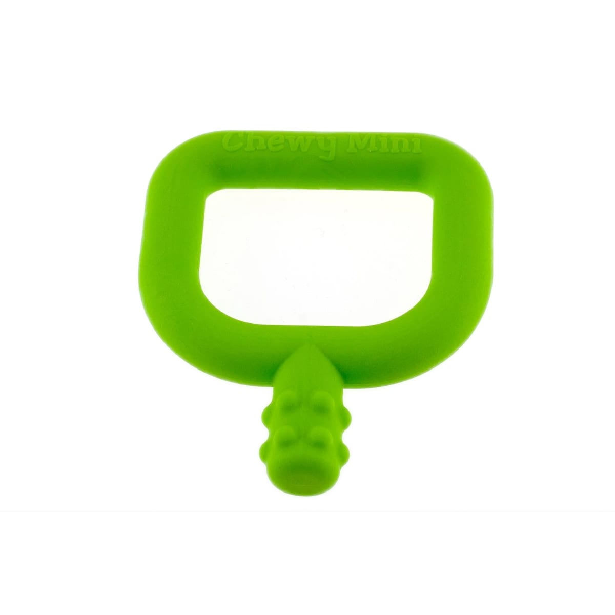 MINI CHEWY - GREEN KNOBBY - STAGE 2 TEETHER
