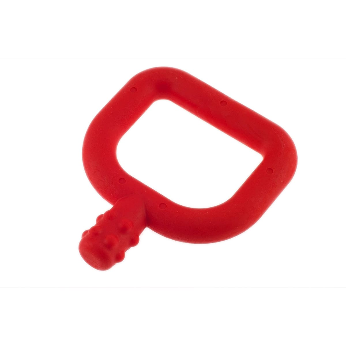 MINI CHEWY - RED KNOBBY - STAGE 2 TEETHER